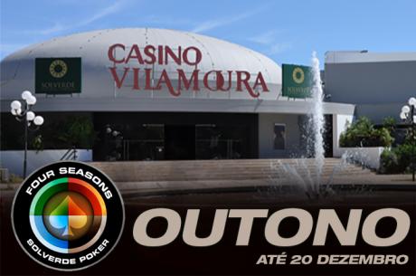 Four Seasons Outono nos Casinos Solverde do Algarve