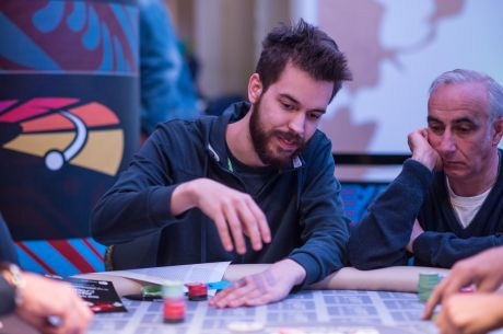2015 WSOP Europe 888 Hand of the Day: Nitsche Comes Late, Leaves Early