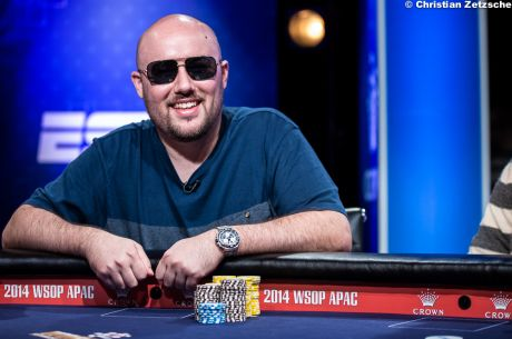 2015 WSOP Europe 888 Hand of the Day: Scott Davies Starts Fast