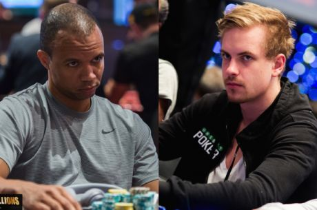 The Online Railbird Report: Phil Ivey & Viktor Blom Clean Up at PokerStars Nosebleeds