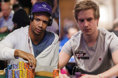 Online Railbird Report: Phil Ivey & Viktor Blom Arrasam nos Nosebleeds da PokerStars