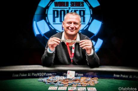 WSOP Europe 2015 Dia 3: Makarios Avramidis Vence Evento #1 (€105.000)