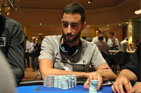 15 jugadores sobreviven al Día 2 del CEP Marbella 2015; Diego Carrasco líder