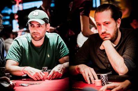 WSOP Europe 2015 Dia 4: Rodrigo Caprioli e Steve O'Dwyer na Mesa Final do Evento #2