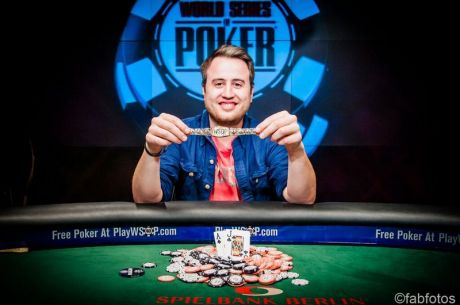 Germany's Dietrich Fast Keeps WSOP Europe Oktoberfest Title at Home