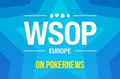 2015 WSOP Europe Day 5: Fast Denies Gale Third Bracelet, and Stacked Omaha Final Table