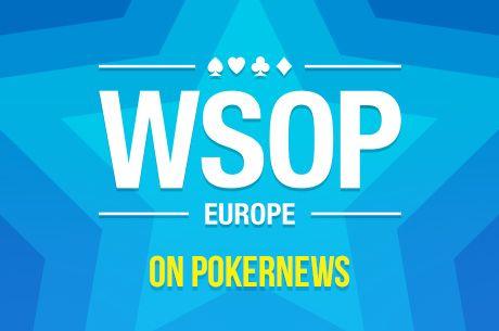 2015 WSOP Europe Día 5: Fast le niega a Gale su tercer brazalete; Plum lidera la mesa final...
