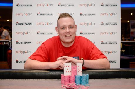 Adam Bone Wins the partypoker UK Team Challenge