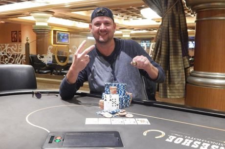 Russ Head Wins WSOPC Horseshoe Southern Indiana After Finishing Runner-Up Year Before
