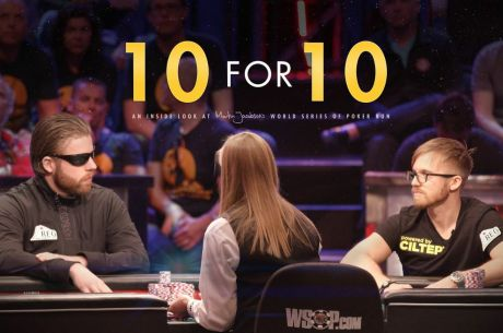 Martin Jacobson Dishes on 10 for 10 Documentary & WSOP Reign Coming to an End