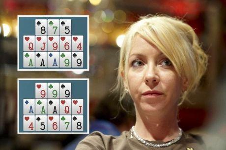 Открытый китайский покер с Изабель Мерсье, часть 4: знание - сила