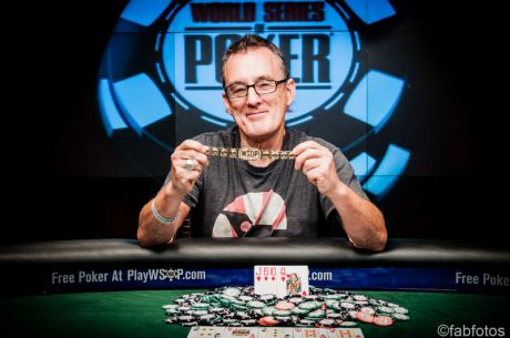 Barny Boatman Wins Second Bracelet By Taking Down 2015 WSOP Europe PLO Event