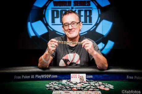 Barny Boatman verzekert zich van tweede WSOP-bracelet in €550 Pot-Limit Omaha