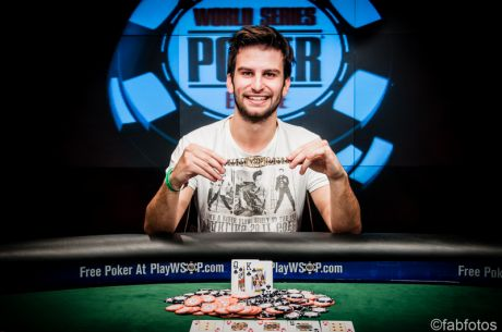Georgios Sotiropoulos Wins Greece's Third Bracelet at WSOP Europe