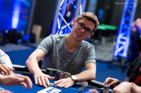 WSOP Europe pagrindinio turnyro dienos ranka: mirtina dviejų čempionų akistata