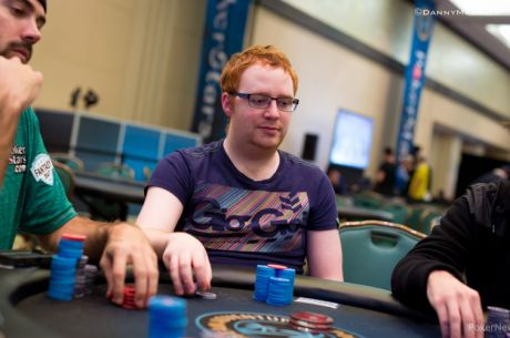 2015 WSOP Europe Day 11: Niall Farrell Leads at the End of Day 1a of the Main Event