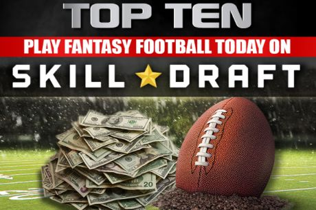 Top 10 Reasons To Play Fantasy Football On SkillDraft