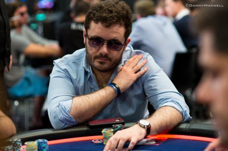 2015 WSOP Europe 888 Hand of the Day: Anthony Zinno on the Other Side of Variance