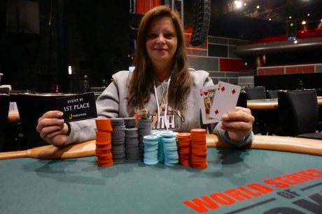 Amanda Heidbrick Wins WSOP Circuit Horseshoe Hammond Opening Event for $101,190