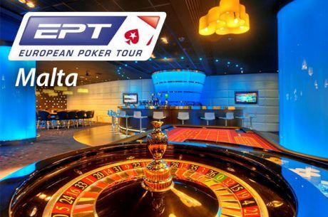 EPT Малта започва днес с дебют на Spin&Go турнири на...