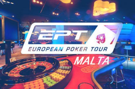 Antrasis sustojimas: šiandien prasideda EPT Maltos etapas