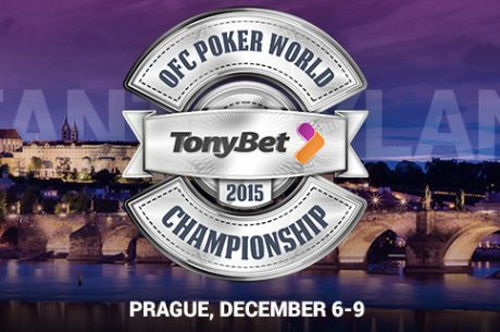 Tonybet Poker Announces Second OFC World Championship at King's Casino from Dec. 6-9