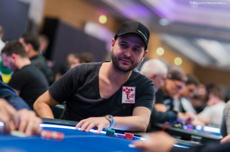 2015 WSOP Europe 888 Hand of the Day: Roberto Romanello's Six-Bet Shove