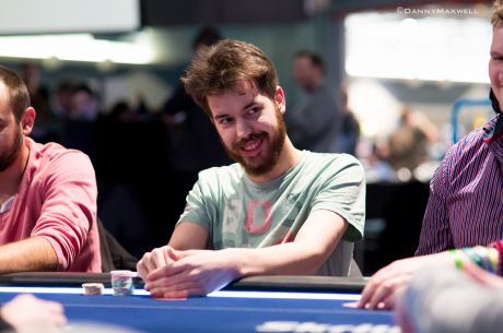 Domink Nitsche at 2015 WSOPE: Poker's Youngest 3-Time Bracelet Winner Makes a Run at Home