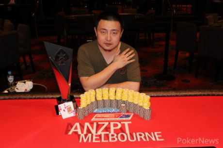 Lin Shi Wins 2015 ANZPT Melbourne for $170,641; Manny Stavropoulos Named Season 7 POY