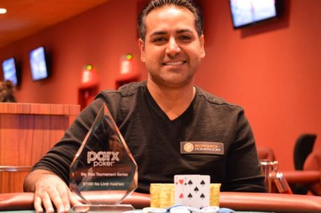 Vinny Pahuja Takes Down Parx Big Stax XIII Championship for $62,000 After Three-Way Deal