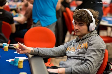 WSOP Europe pagrindinio turnyro antroji diena: lyderio vaidmenį perėmė D. Urbanovičius