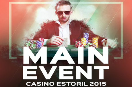 Satélites e Programa Main Event Casino Estoril 2015