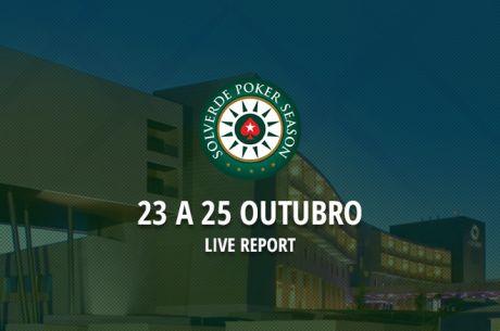 Satélites e Programa Etapa 10 Solverde Poker Season (23 a 25 Outubro em Chaves)