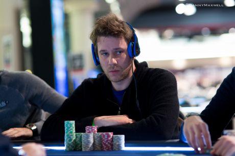 WSOP Europe pagrindinio turnyro finalas: pirmauja atotrūkį padidinęs Kevinas MacPhee