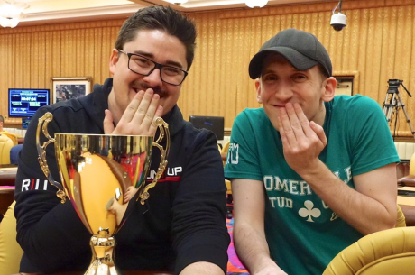Sweden's Oskar Sandberg Wins 2015 Run It Up Reno Survivor Event