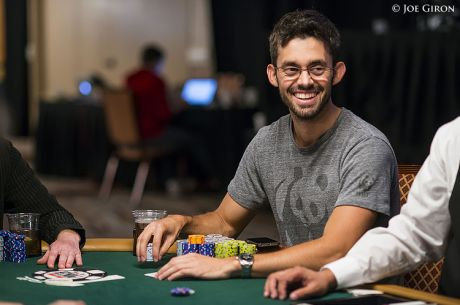 2015 WSOP Europe 888 Hand of the Day: Bojang's Bust Makes Mike Gorodinsky WSOP POY