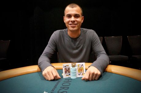 """Colossus"" Cord Garcia Wins WSOP Circuit Horseshoe Hammond Event #7 for 2nd Gold Ring"