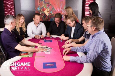 Kolmas Cash Game Festival toimub 25.-29. novembril
