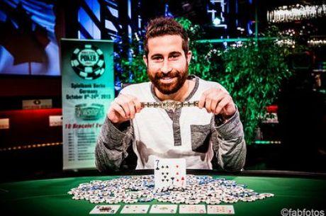 WSOP Europe : Jonathan Duhamel remporte le High Roller devant Davidi Kitai, Kanit 3e