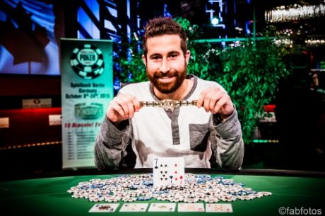 Jonathan Duhamel Wins Second Bracelet of 2015, Third Overall, in WSOP Europe High Roller
