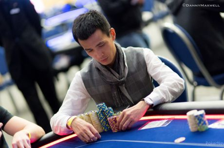 EPT Malta: Quan Zhou Lidera Dia 1 do High Roller €25,000