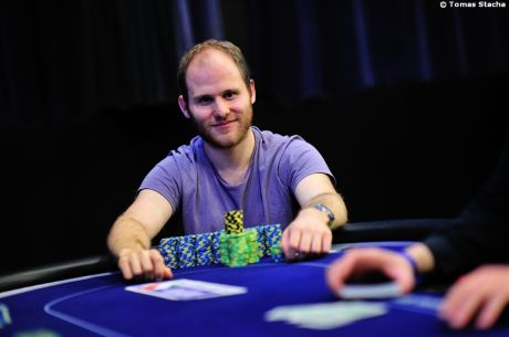 Sam Greenwood  Lidera FT High Roller €25.000 EPT Malta