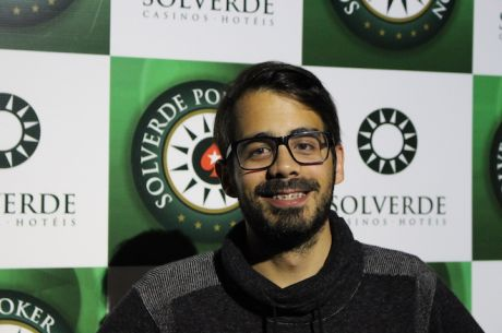 "João ""Megas"" Silva Lidera Dia 2 da Etapa 10 Solverde Poker Season"