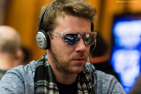 2015 WSOP Europe Hand of the Day: Kevin MacPhee Flops a Monster