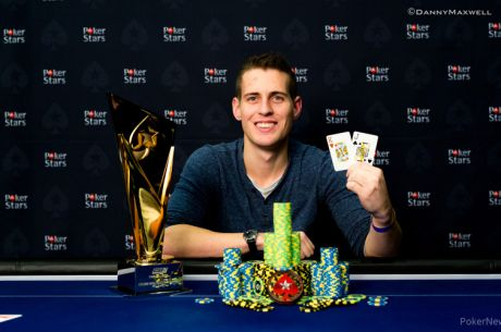 Mike McDonald Wins EPT Malta €25K High Roller for €498,575