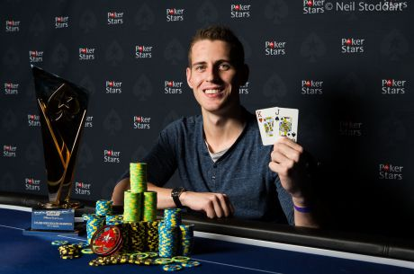 "Mike ""Timex"" McDonald Vence High Roller €25.000 EPT Malta(€498.575)"