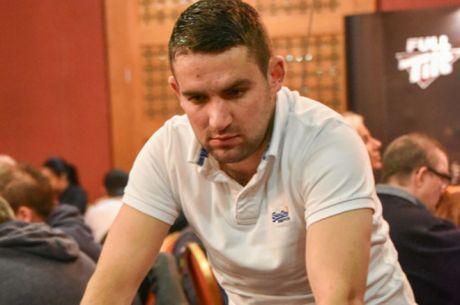 Alan White Leads Final 40 in the Full Tilt IPO Dublin Main Event