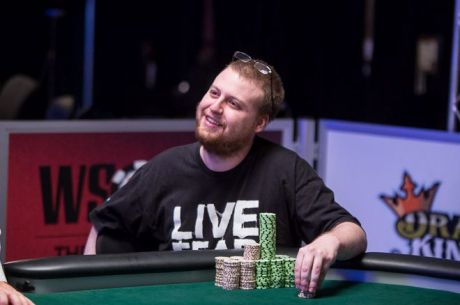 WSOP November Nine Chip Leader Joe McKeehen Wins Wynn Fall Classic Main Event