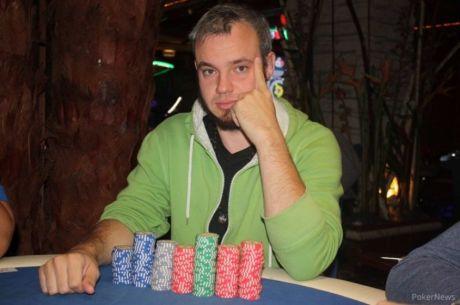 """Zigmas """"Brilijant"""" Pekarskas dominuoja Balkanų pokerio serijoje"""