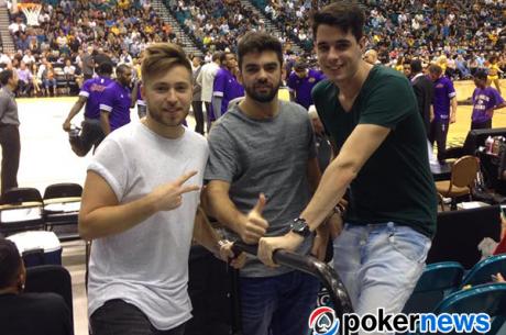 Entrevista: Bernardo Neves, António Sequeira e Ricardo Antunes em Las Vegas
